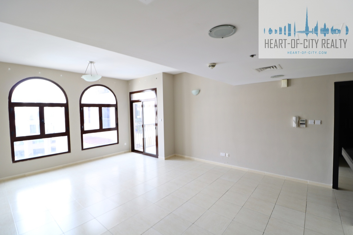 Apartment for rent in Fortunato 1 at JVC in Dubai