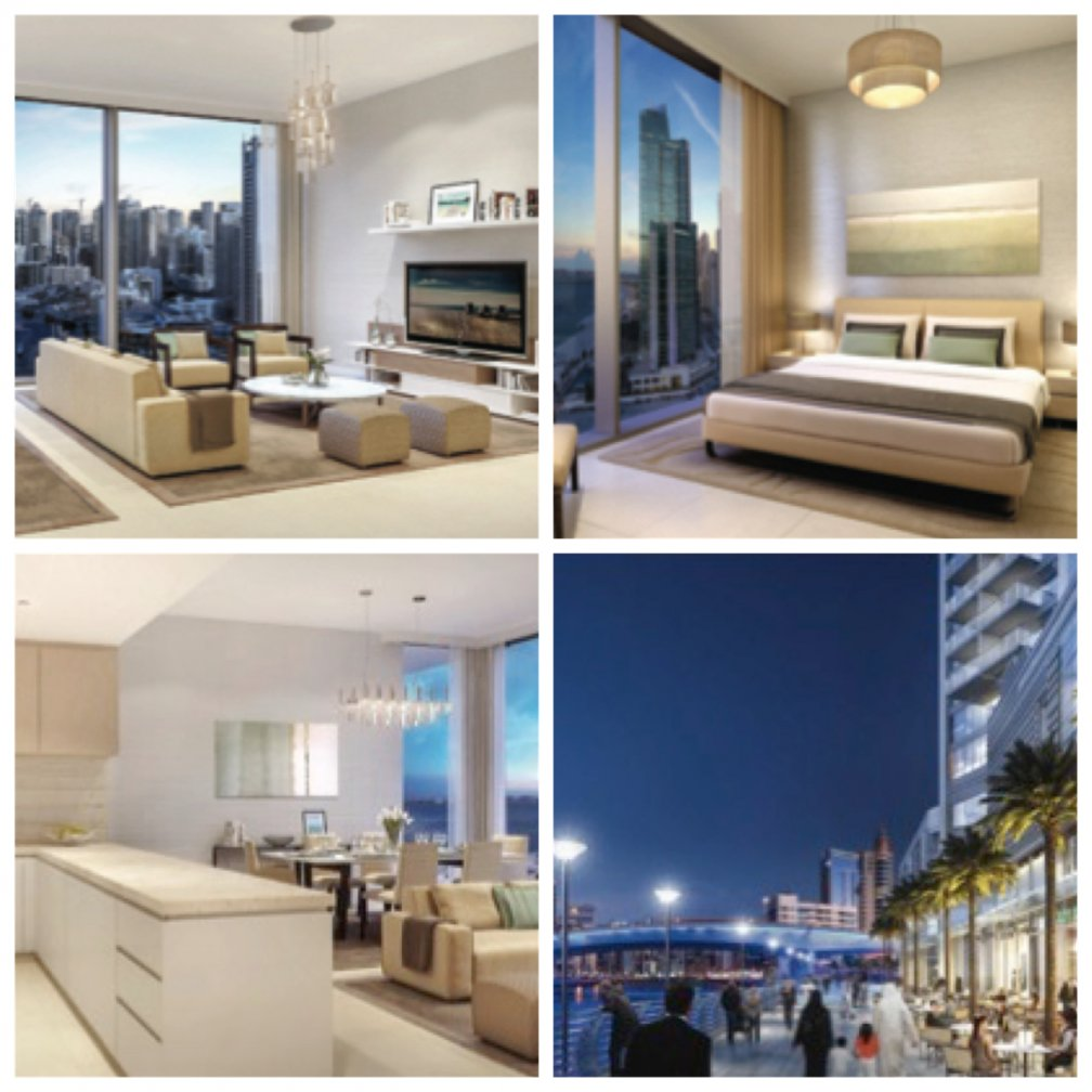 Apartment for sale in 52/42 Towers at Dubai Marina, interiors
