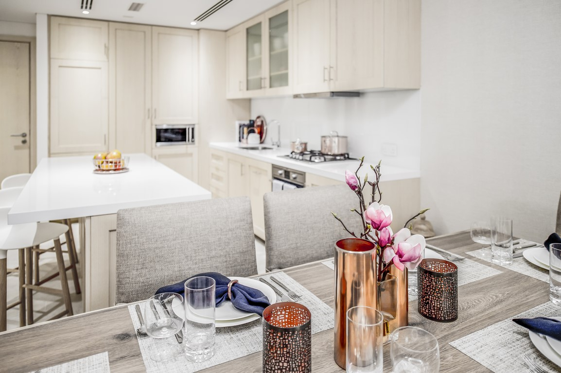 Belgravia kitchen JVC Dubai