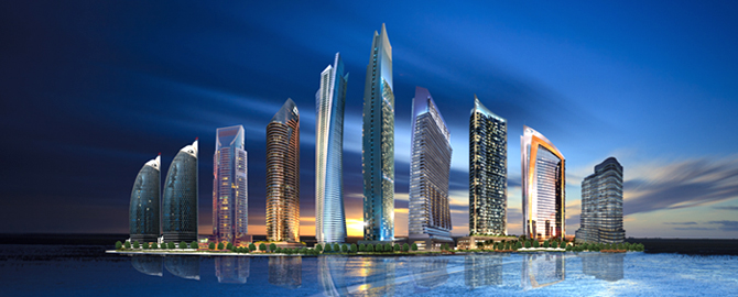 The most attractive property from Damac Properties in Dubai