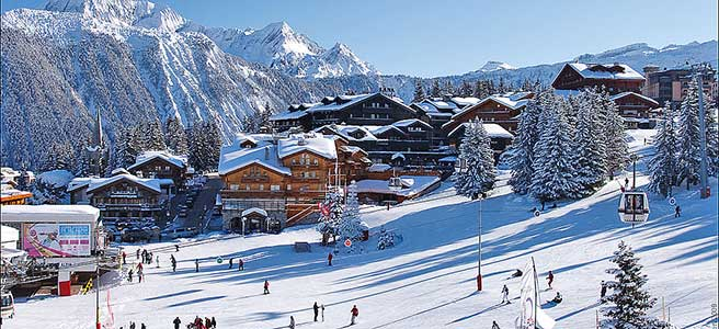 Holiday apartment Courchevel rent France 114