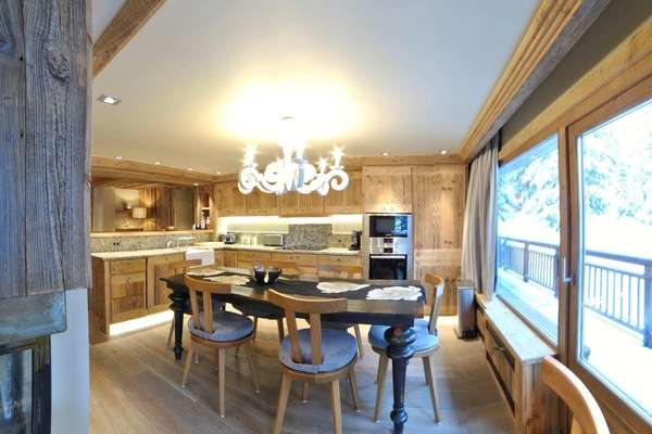 Holiday apartment Courchevel rent France 114 06
