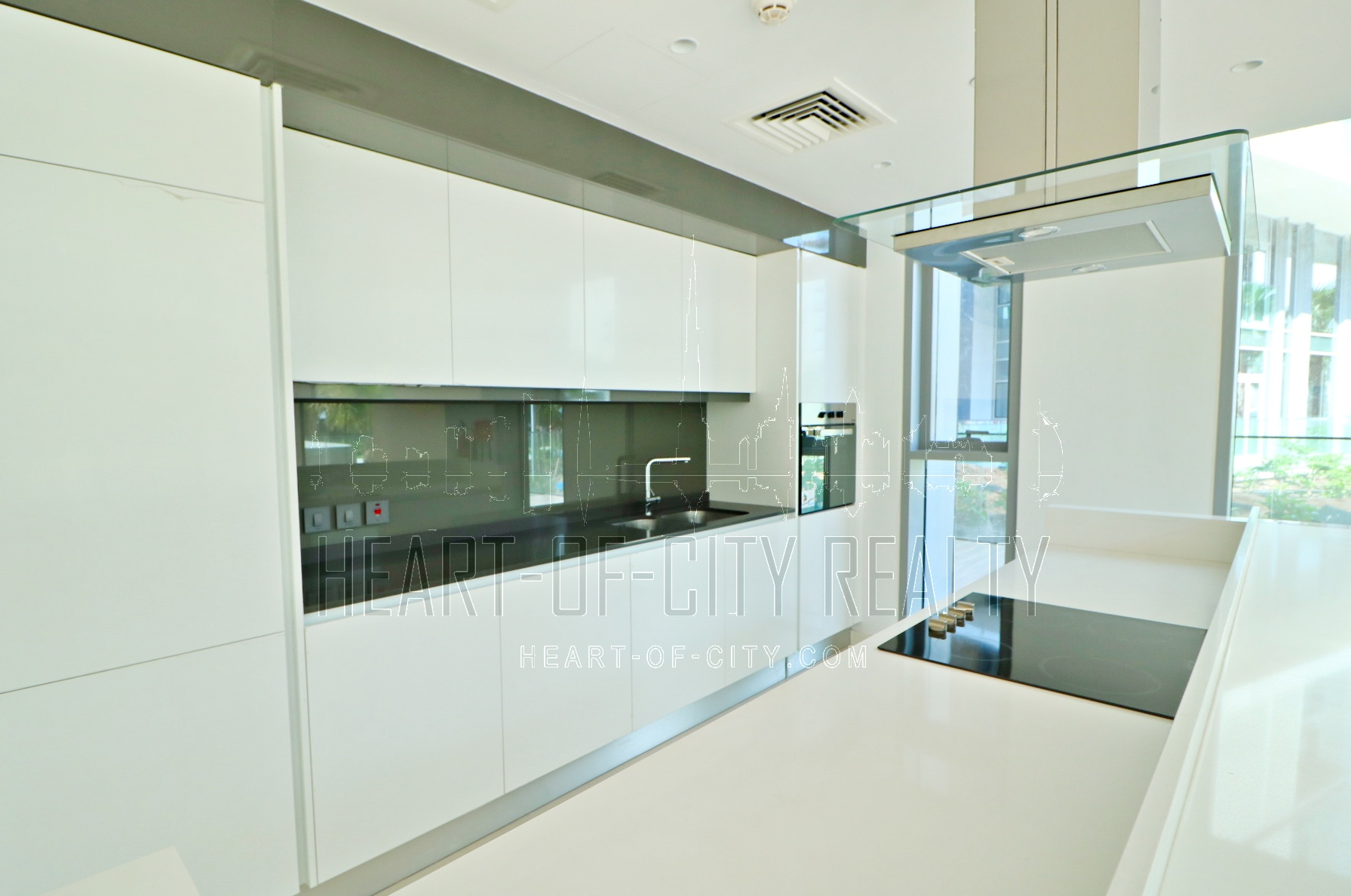 Kitchen in Apartment for sale at Bluewaters island in Dubai