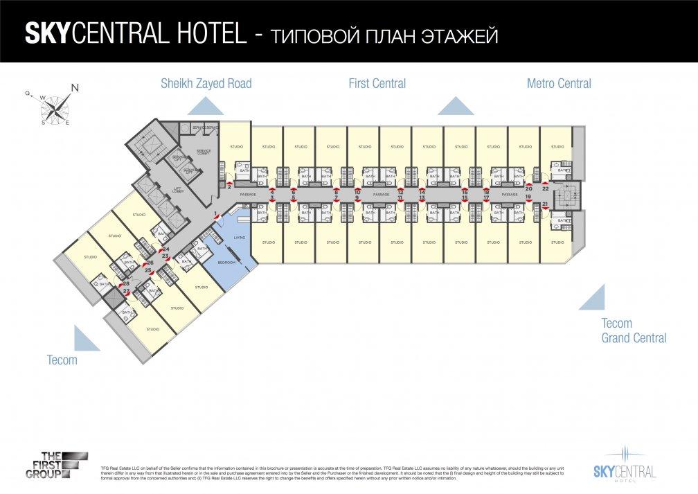 28 Centralized Floor Plan 202 Serangoon Central S