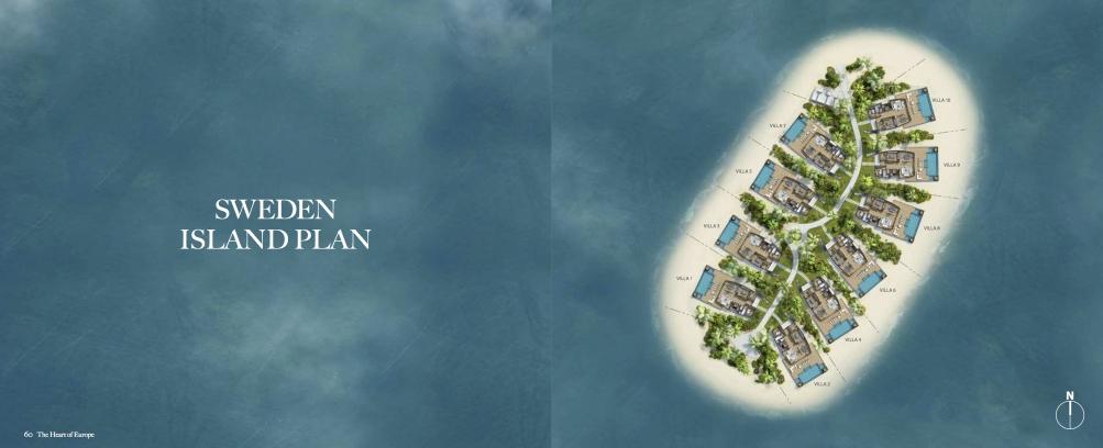 Sweden villa sale the heart of europe islands dubai sweden villa island gumiabroncs Gallery