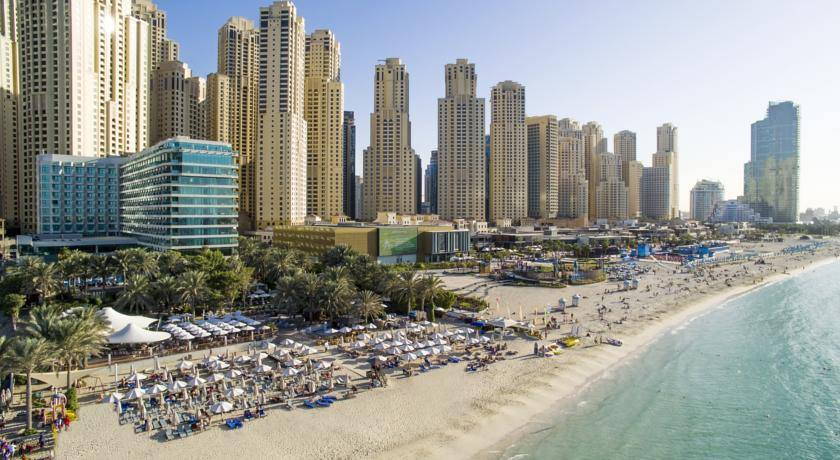 The Beach at JBR in Dubai UAE