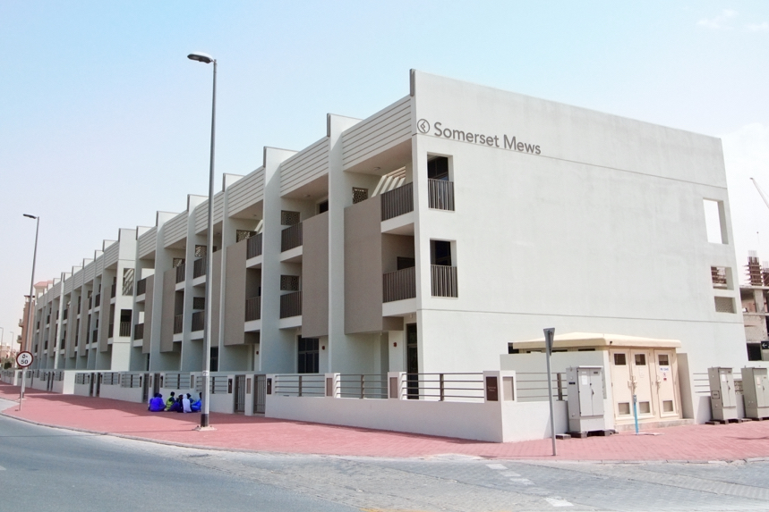 Townhouse Somerset Mews at  JVC Dubai