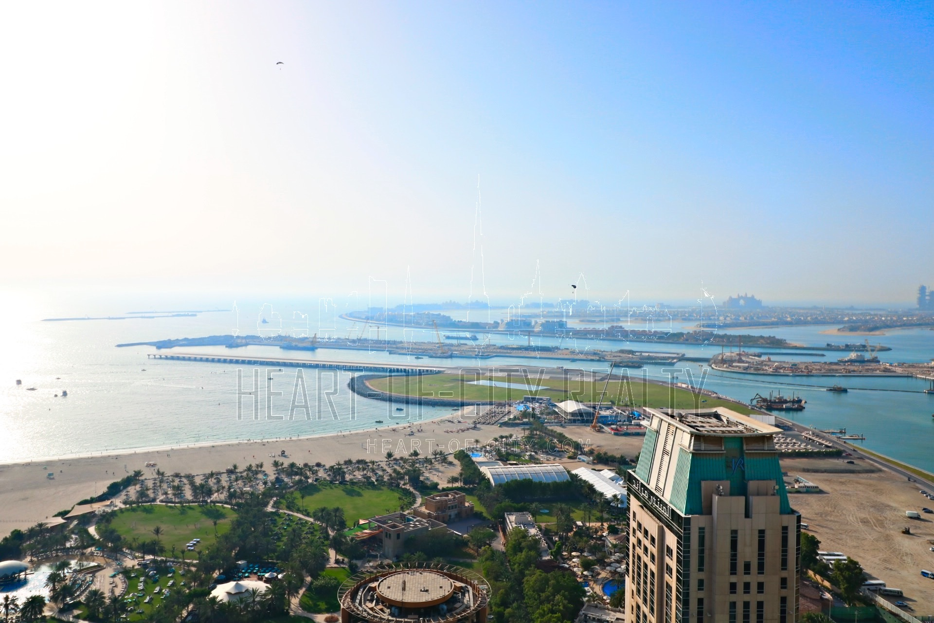 View form apartment  for sale in Royal Oceanic at Dubai Marina
