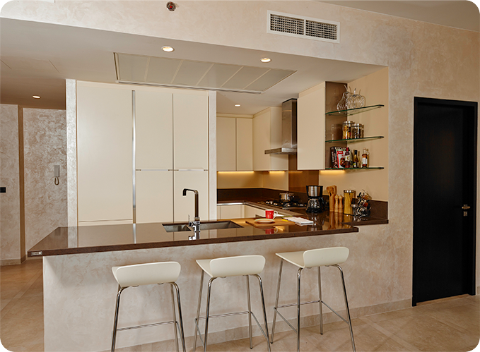 apartment for sale Marina Gate Dubai kitchen