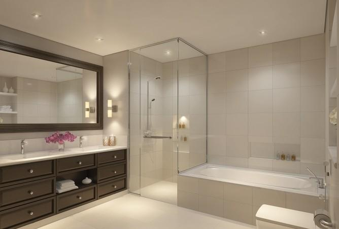 apartment for sale at BLVD Crescent T1 Downtown Dubai, bathroom