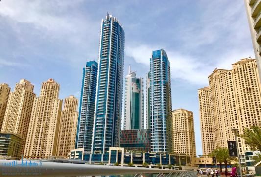 Cosy Apartment for rent in Bay Central at Dubai Marina