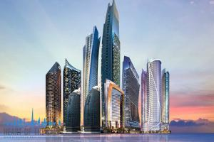 The most attractive properties from Damac in Dubai