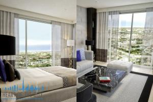 The room in The One at Jumeriah Village Circle in Dubai