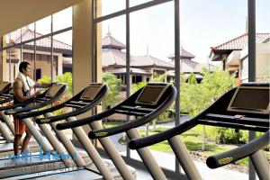 Fitness in Anantara at Palm Jumeirah in Dubai