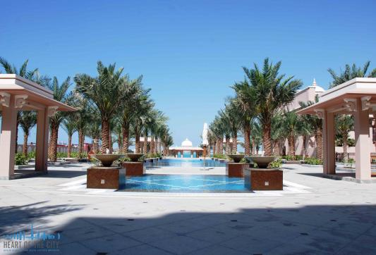 Taj Grandeur Residences at Palm Jumeirah in Dubai