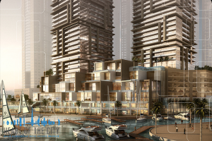 apartment for sale in Marina Gate II at Dubai Marina in Dubai, UAE