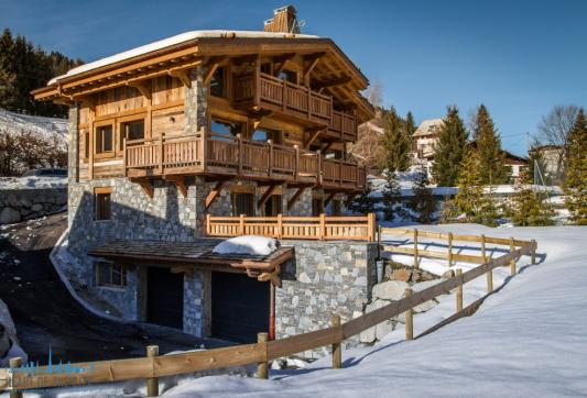 Chalet for sale in Megeve France
