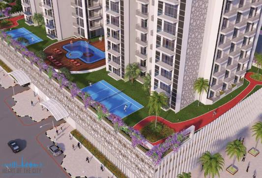 apartments for sale in GLAMZ by Danube, Plaza