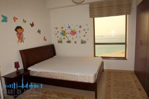Bedroom in Apartment for sale at Rimal JBR in Dubai