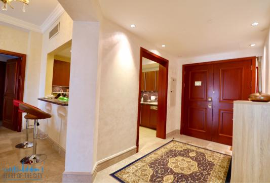 Apartment for rent Fairmont North at Palm Jumeirah in Dubai