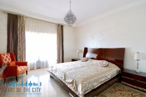 Apartment for rent Fairmont North at Palm Jumeirah in Dubai-Master bedroom
