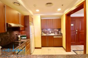 Apartment for rent Fairmont North at Palm Jumeirah-Kitchen