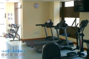 Fitness at The Spirit at Dubai Sports City