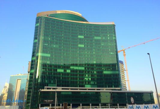 Binary by Omniyat at Business Bay in Dubai