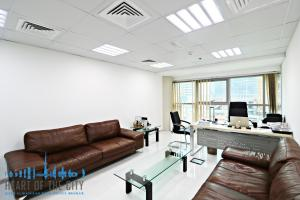Office for sale in Binary Business Bay Dubai