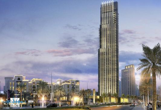 Vida Residence Downtown Dubai-main