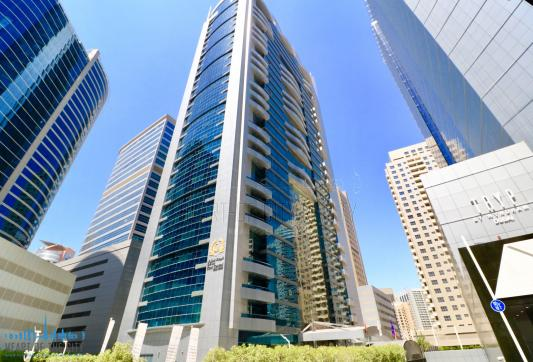 The First Central Hotel Apartment at Barsha Heights in Dubai