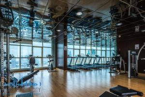 Fitness in The First Central Hotel Apartment