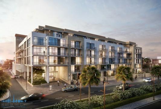 Apartments For Sale In Belgravia-2 At JVC In Dubai