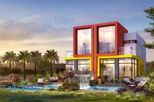 Villa for sale at Manarola Akoya Oxygen in Dubai