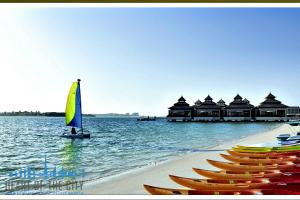 Beach in Anantara Residences South