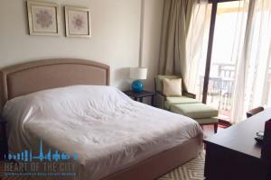 Bedroom in Apartment for rent in Anantara Residences South at Palm Jumeirah