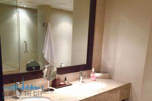 Bathroom in Apartment for rent in Anantara Residences South at Palm Jumeirah
