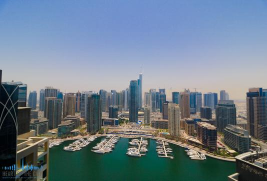 Penthouse for sale at Marina Promenade in Dubai