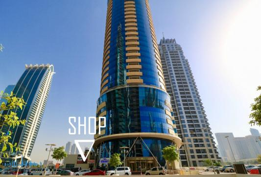 Shop for rent in Fortune Executive Tower at JLT Dubai