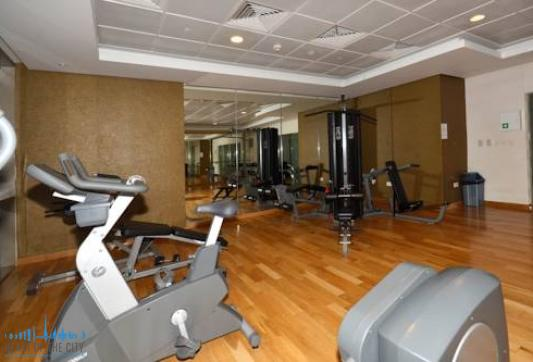 Fitness in Liberty House at DIFC in Dubai