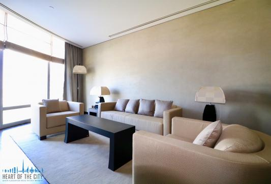 Apartment for rent in Armani Residence - Burj Khalifa in Dubai