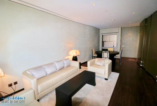 Apartment for rent in Armani Residence - Burj Khalifa