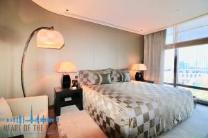 Bedroom in Apartment for rent in Armani Residence - Burj Khalifa