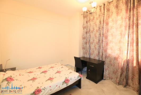 bedroom in Apartment for sale in Champion-1 at Dubai sports city