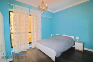 Bedroom in Kitchen in holiday apartment for rent at Sadaf JBR Dubai