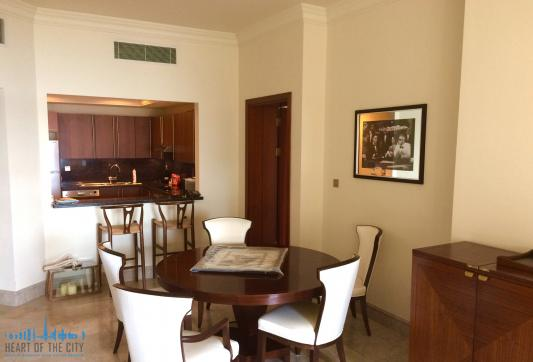 Dining room in Apartment for sale in Fairmont Residence North