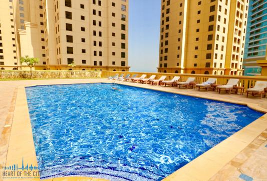 Holiday apartment for short rental in Dubai