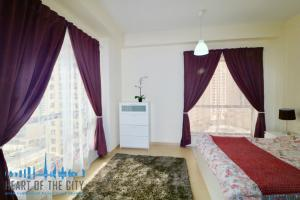 Rental  apartment for short stay at Bahar JBR in Dubai