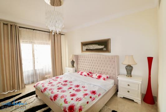 holiday apartment for shoer stay in Fairmont at Palm Jumeirah in Dubai