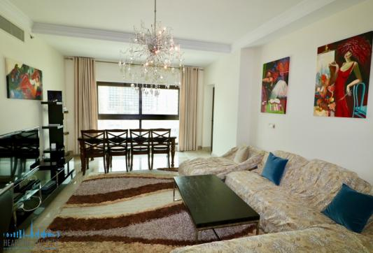 2-Bedroom holiday apartment for short stay in Fairmont at Palm Jumeirah in Dubai